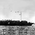 SS Struma - one survivor Photo: AP