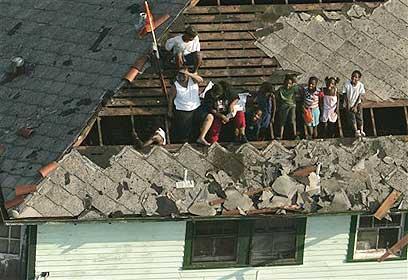 Jewish Help Given For Katrinas Victims
