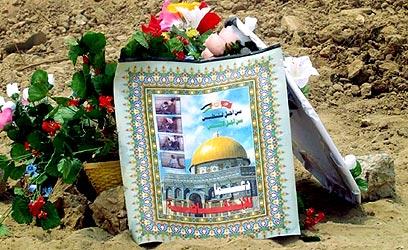 הפלסטינים זוכרים את א-דורה. מה האמת בפרשה? (צילום: דני סולומון)