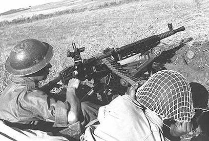 """שורה של ניצחונות יהודיים. מבצע חירם במלחמת השחרור (צילום: לע""""מ)"""