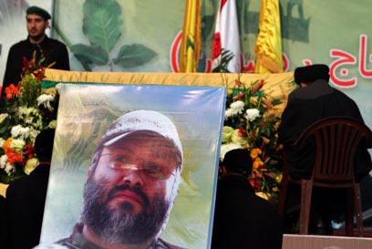הלוויתו של מורנייה, פברואר 2008 (צילום: AFP)