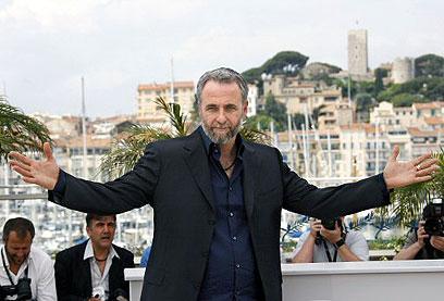 ארי פולמן. חזר לקאן (צילום: AFP)