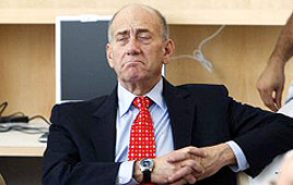 Prime Minister Ehud Olmert (Photo: Reuters)