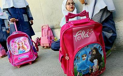 שרה ודרה. התחליף האיסלאמי (צילום: מנסור מותמדי)