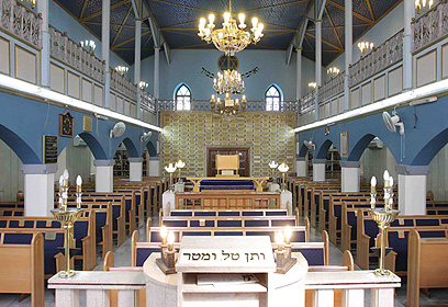 Israel's most beautiful synagogues – part 1