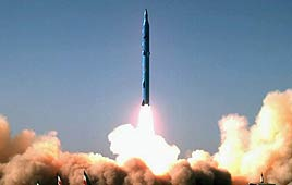 Sejil missile (Archive photo: AFP)