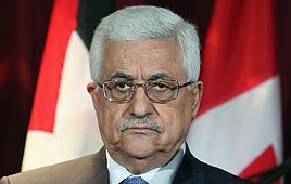 Mahmoud Abbas (Photo: AP)