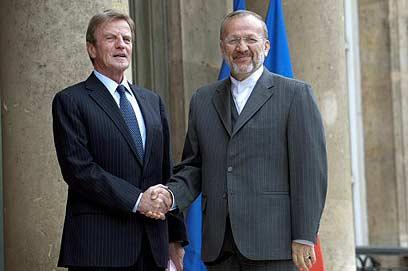 La France est préoccupée de voir l'Iran accumuler un important stock d'uranium enrichi