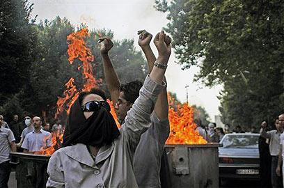 מהומות 2009 יחזרו? (צילום: AP)