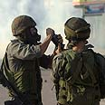 IDF soldiers prepare for every eventuality Photo: Reuters