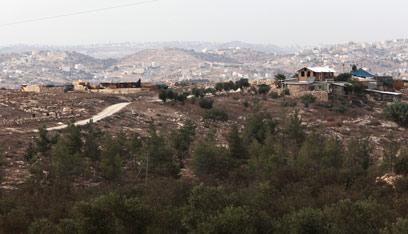 דרום הר חברון         (צילום: צפריר אביוב)