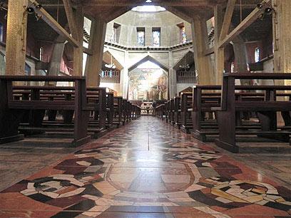 מרבית הנוצרים הערבים מתגוררים בנצרת (צילום:  זיו ריינשטיין)