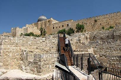 Ophel City Wall - Imágen de ynetnews.com