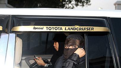 הנשים הסעודיות דורשות שוויון (צילום: רויטרס)