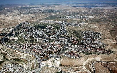 מעלה אדומים. תחובר לירושלים (צילום: באדיבות Lowshot)