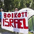 Anti-settlement rally in Sweden (Archives)