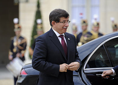Turkish Foreign Minister Ahmet Davutoglu (Photo: AFP)