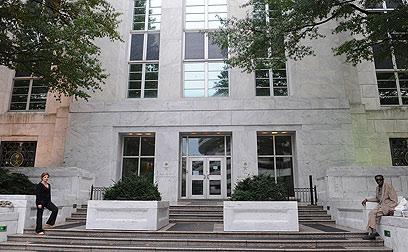 שגרירות סעודיה בוושינגטון (צילום: MCT)