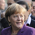 Germany's Chancellor Angela Merkel Photo: AFP