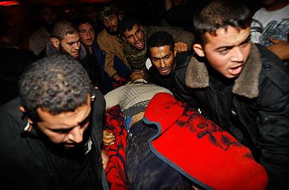 ההרוג בתקיפה - פעיל בזרוע הצבאית של הג'יהאד האיסלאמי (צילום: רויטרס)
