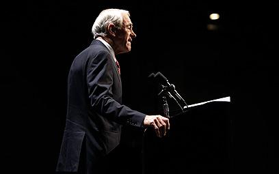 פול. עמדה יונית מול המועמדים האחרים (צילום: AP)