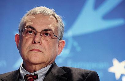 """ר""""מ יוון פפדמוס. ארצו תלויה בנפט האיראני (צילום: רויטרס)"""