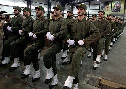 כמה מהמתגוררים בניו יורק עברו אימונים צבאיים בלבנון (צילום: AP)