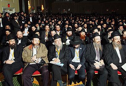 הרצאות וכנסים לשליחים  (צילום: ברוך עזאגווי)