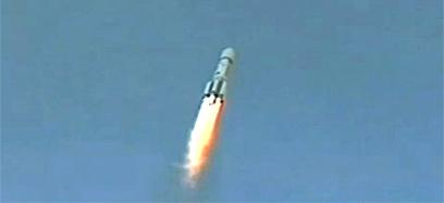 """מקזחסטן לחלל, שיגור """"עמוס 5"""""""