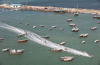 התרגיל הימי הקודם (צילום: MEHRNEWS.COM)
