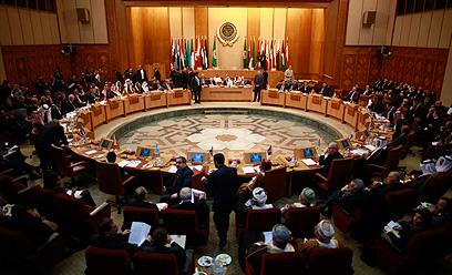 נכשלו בסוריה? ישיבת שרי החוץ של הליגה הערבית בקהיר (צילום: רויטרס)