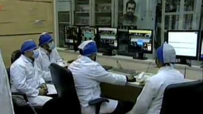 כור גרעיני באיראן. אין ויכוח על התקדמותה