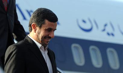 """""""המטרה של איראן היא להונות, לעכב, ולהריץ את השעון"""" (צילום: AFP)"""