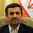 Iran's Ahmadinejad Photo: AFP