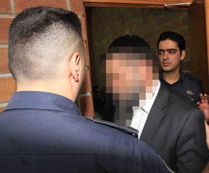מנהל בית הספר החשוד (צילום: עידו ארז)