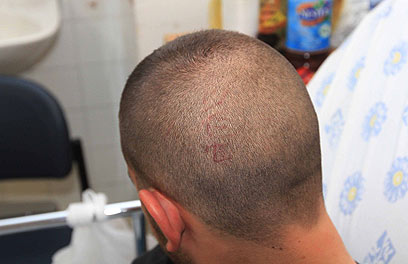 Arabs used sharp object on victim's head