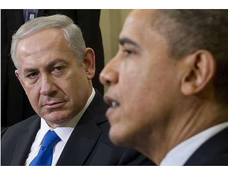 AFP0828481-01-08326444_wh White House denies Obama snubbed Netanyahu
