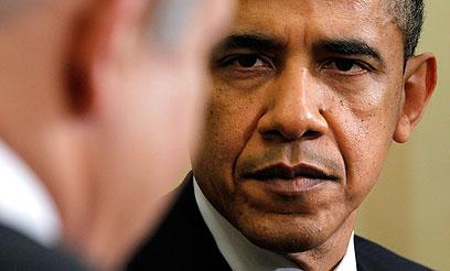 אובמה רוצה לשלב את ישראל בתפיסה אסטרטגית עולמית חדשה (צילום: AP)