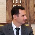 Syrian President Bashar al-Assad Photo: EPA