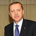 Turkey's Prime Minister Recep Tayyip Erdogan Photo: EPA