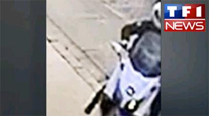 נגנב ב-6 במרס. הקטנוע, רגע לפני הפיגוע