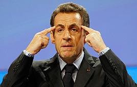 French President Nicolas Sarkozy (Photo: AP)