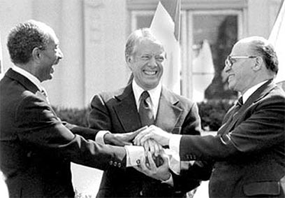 The Israel-Egypt peace treaty - Israel News, Ynetnews
