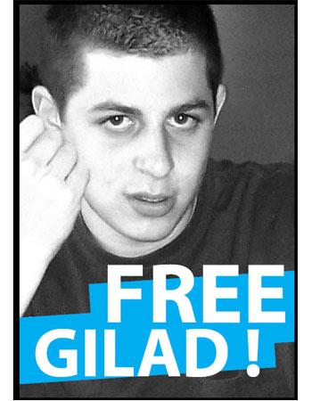 Free Gilad