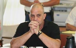 Shin Bet Chief Yuval Diskin (Photo: Gil Yohana)