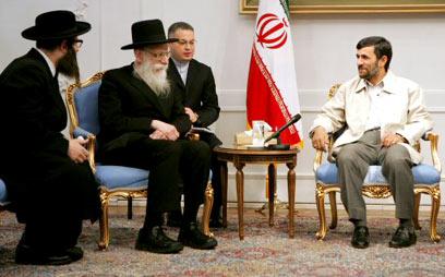 Ahmadinejad Neturei Karta Zionists Are Criminals