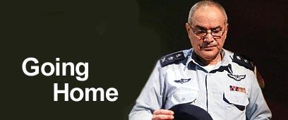 Lt Gen Dan Halutz resigns over the 2006 war against Hezbollah in Lebanon