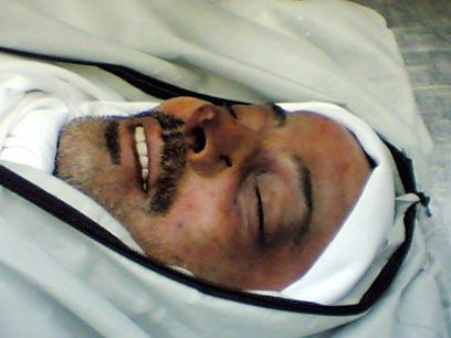 אל-מבחוח שחוסל. שלח את רוצחי סעדון וסספורטס (צילום: רויטרס)