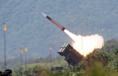 המערכת שמרגיזה את רוסיה. סוללת טילי פטריוט אמריקנית (צילום: AP)