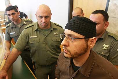 עבדאללה ברגותי. רק לזרוע הצבאית היכולת לסגור עסקה (צילום: חגי אהרון)